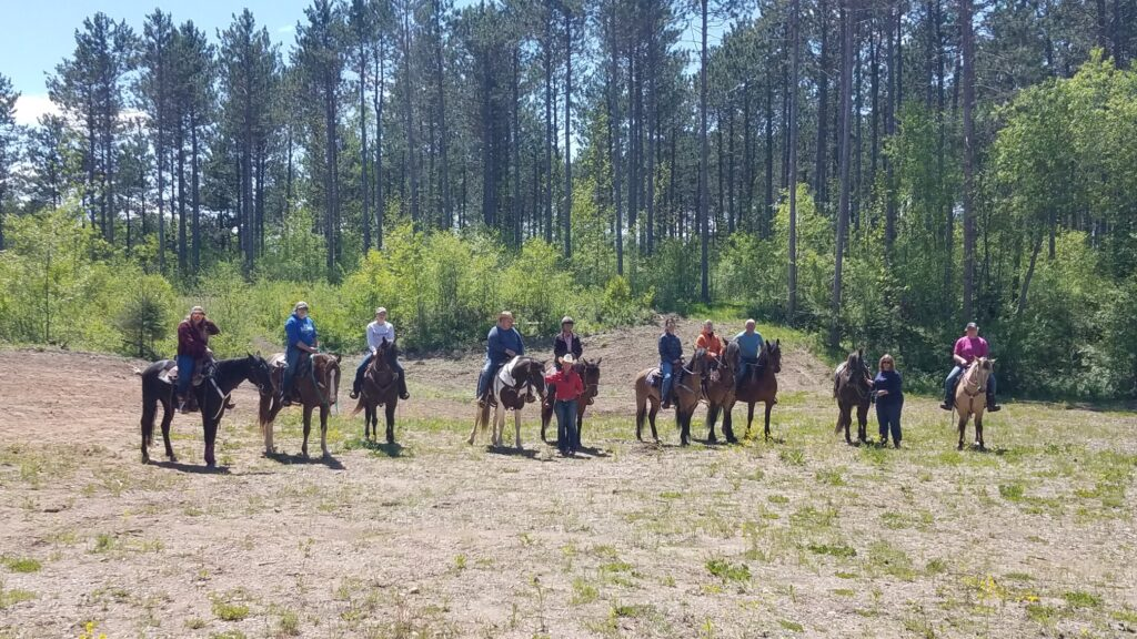 Obstacle Trail Clinic