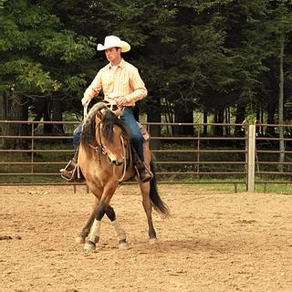 Billy Yoder Horsemanship Clinic